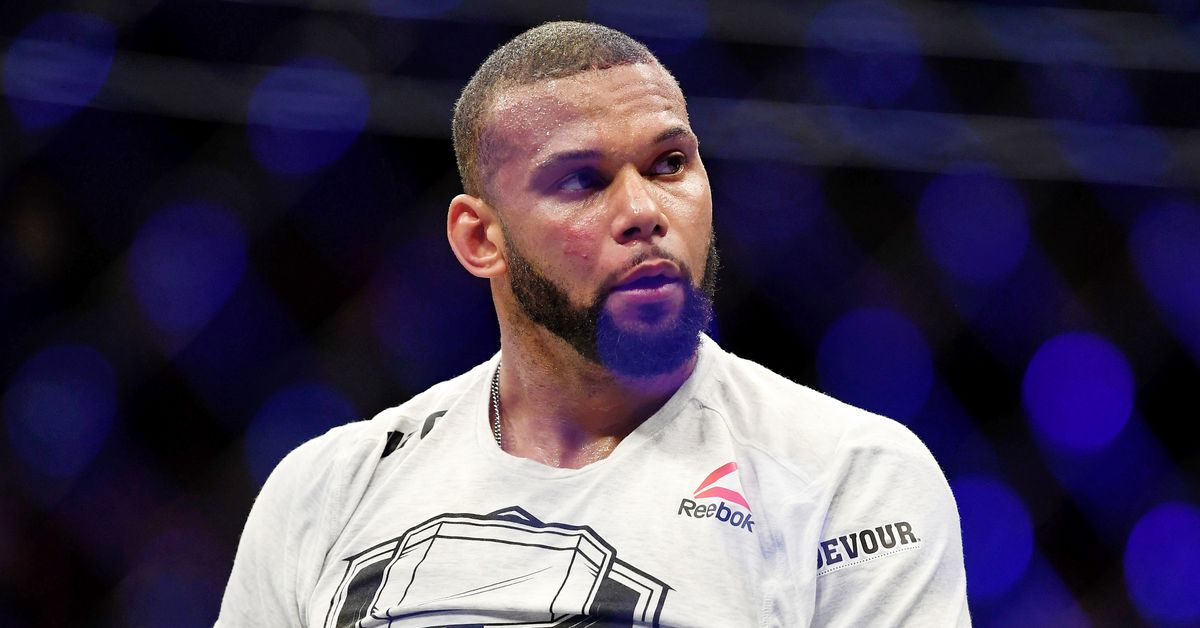 Thiago Santos promises he'll be '100 times better' than last fight thumbnail