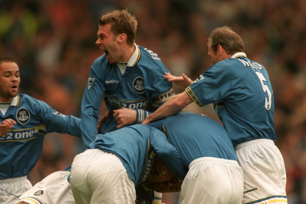 Soccer - FA Carling Premiership - Everton v Coventry City