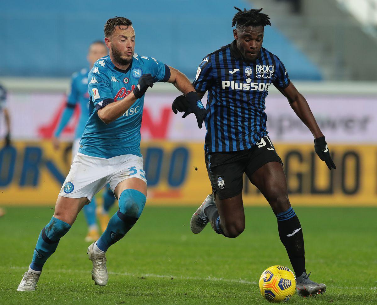Atalanta BC v SSC Napoli - Coppa Italia