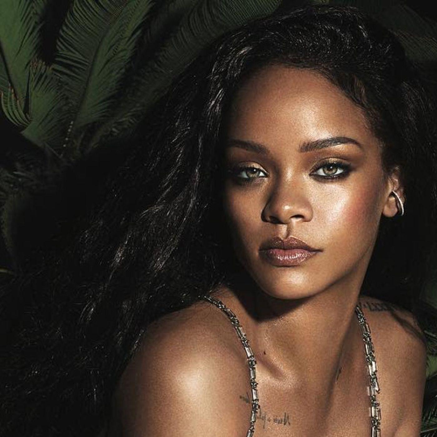 Awesome How 53 Rihanna Songs Shaped Four Definitive Rihvember Eras Revolt Birthday Cards Printable Inklcafe Filternl