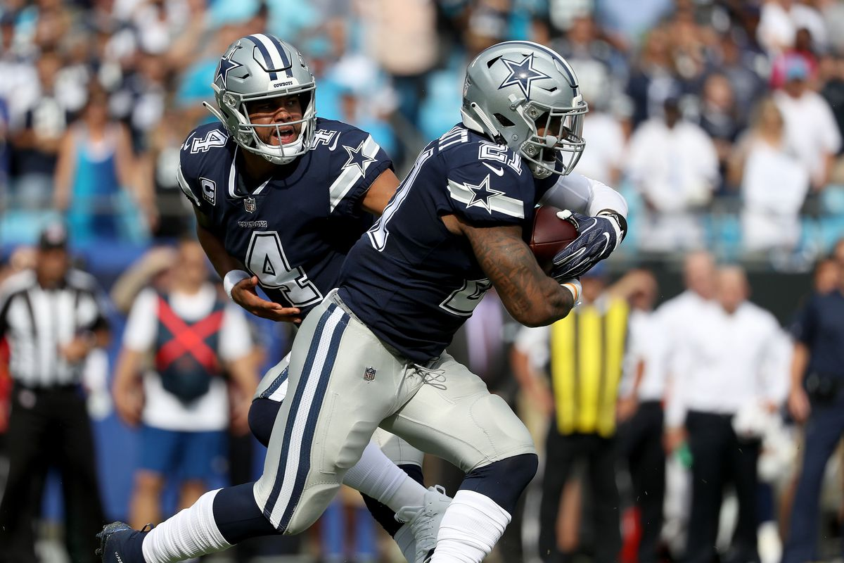 Cowboys News Looking Forward To The Giants Panthers Post