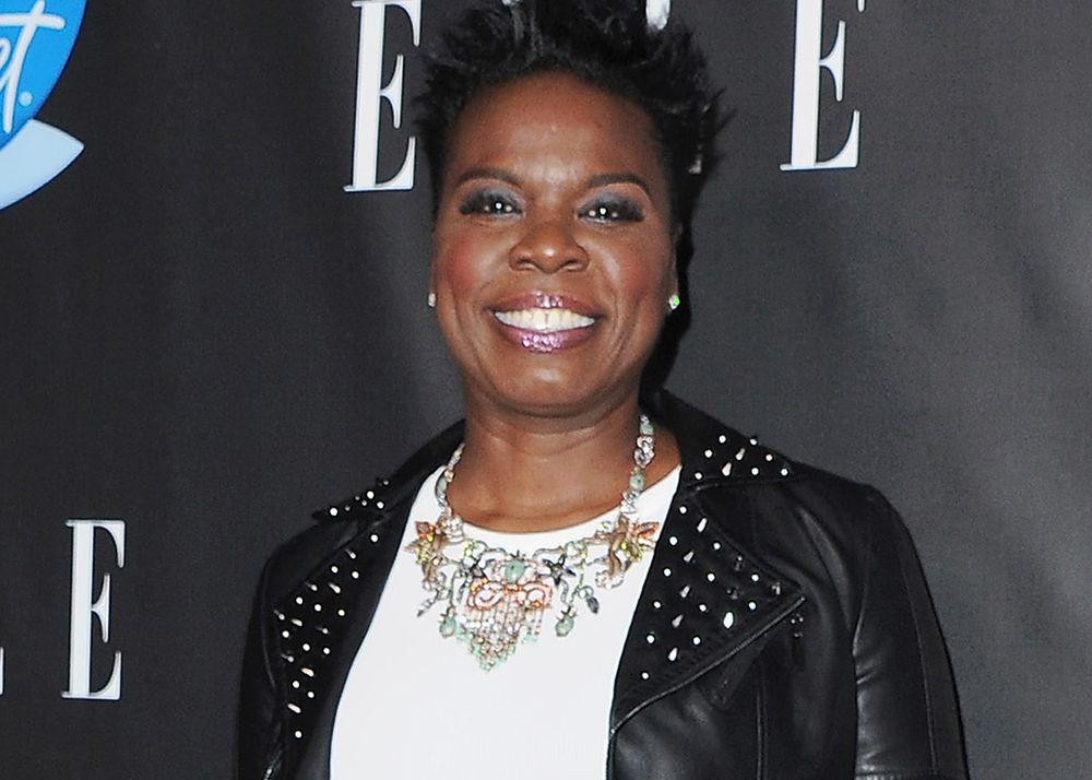 Leslie Jones at Elle Women in Comedy
