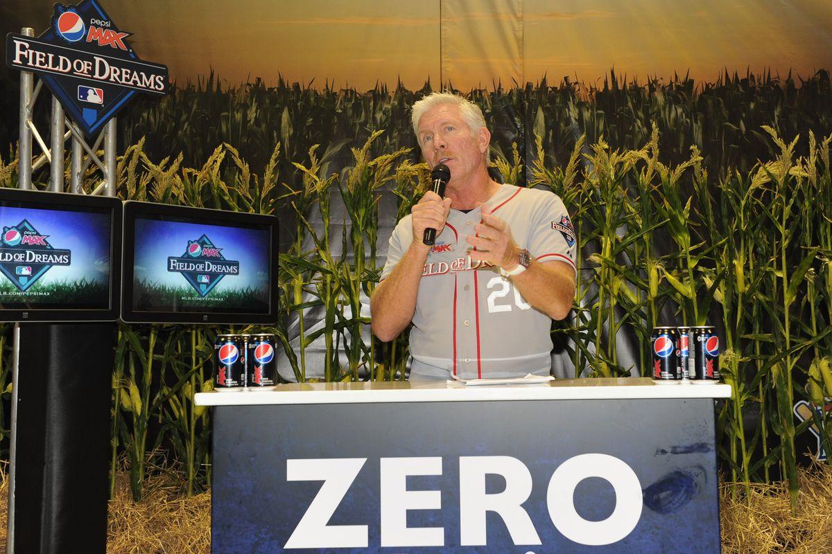 Pepsi Max Announces 2012 Field Of Dreams Teams