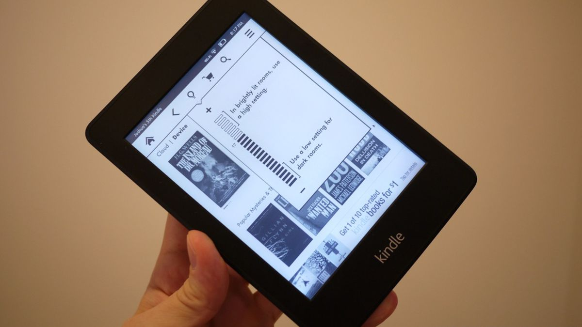 Kindle Paperwhite review - The Verge