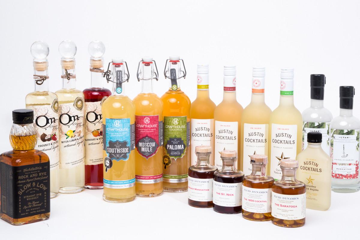 Muddling Alcoholic Drinks