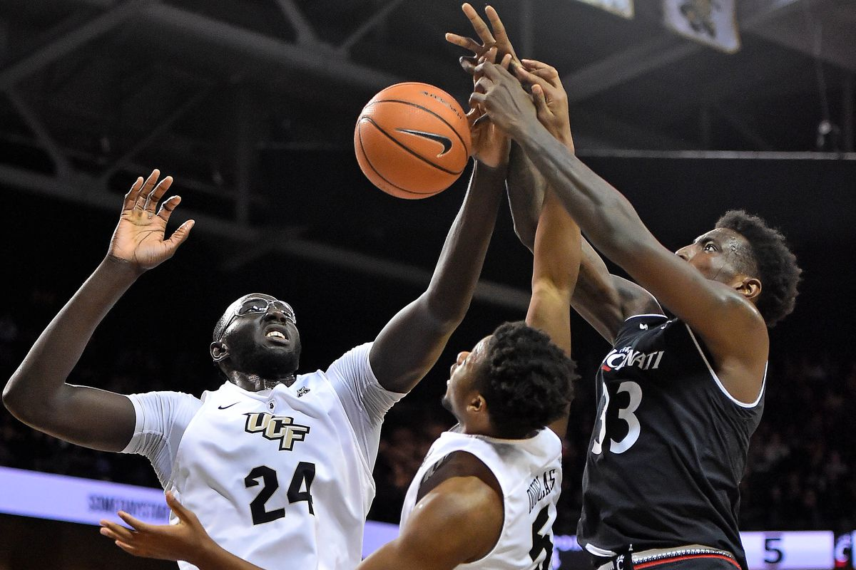 NCAA Basketball: Cincinnati at Central Florida