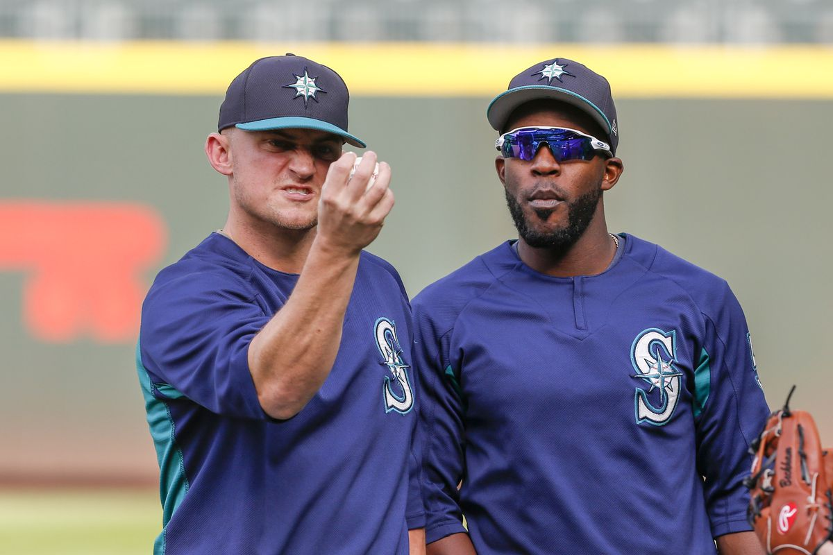 MLB: Cleveland Indians at Seattle Mariners