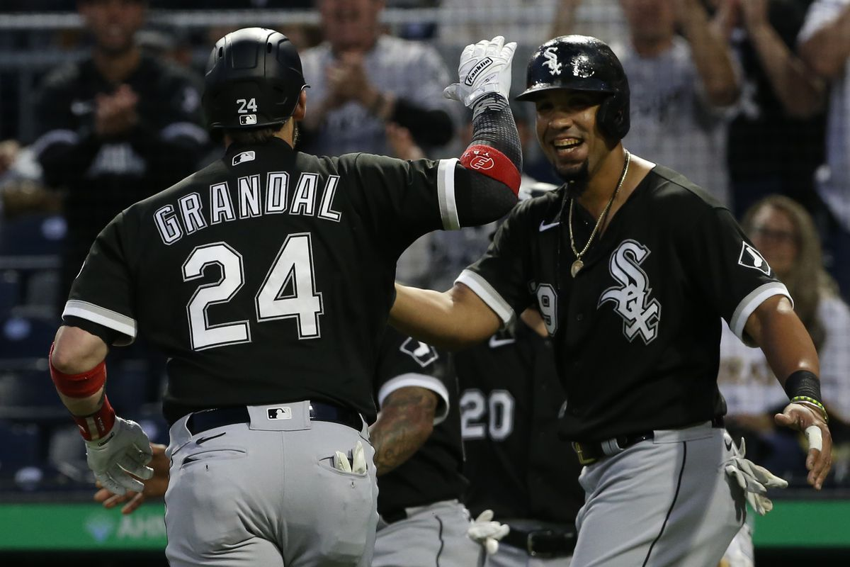MLB: Chicago White Sox at Pittsburgh Pirates
