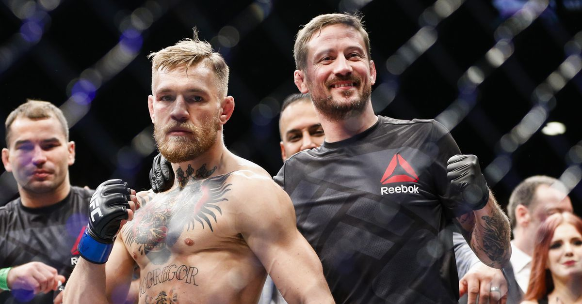 Morning Report: John Kavanagh says Conor McGregor has 'owned up to his mistakes,' believes he's on a 'good comeback story'
