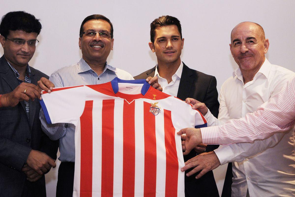 Football Club Atletico de Kolkata Press Conference