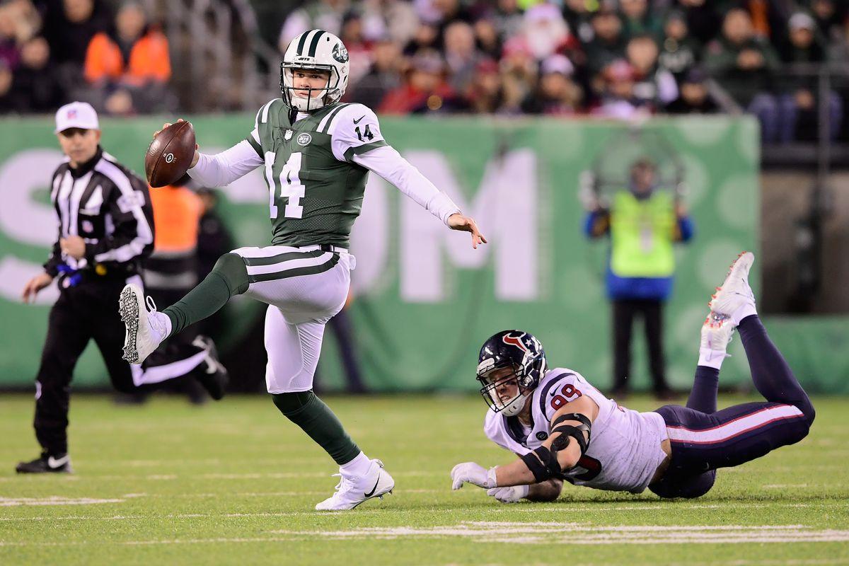 Houston Texans v New York Jets