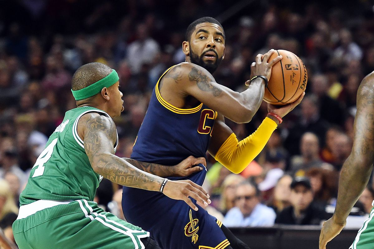 7898b92da82f The Kyrie Irving for Isaiah Thomas blockbuster trade