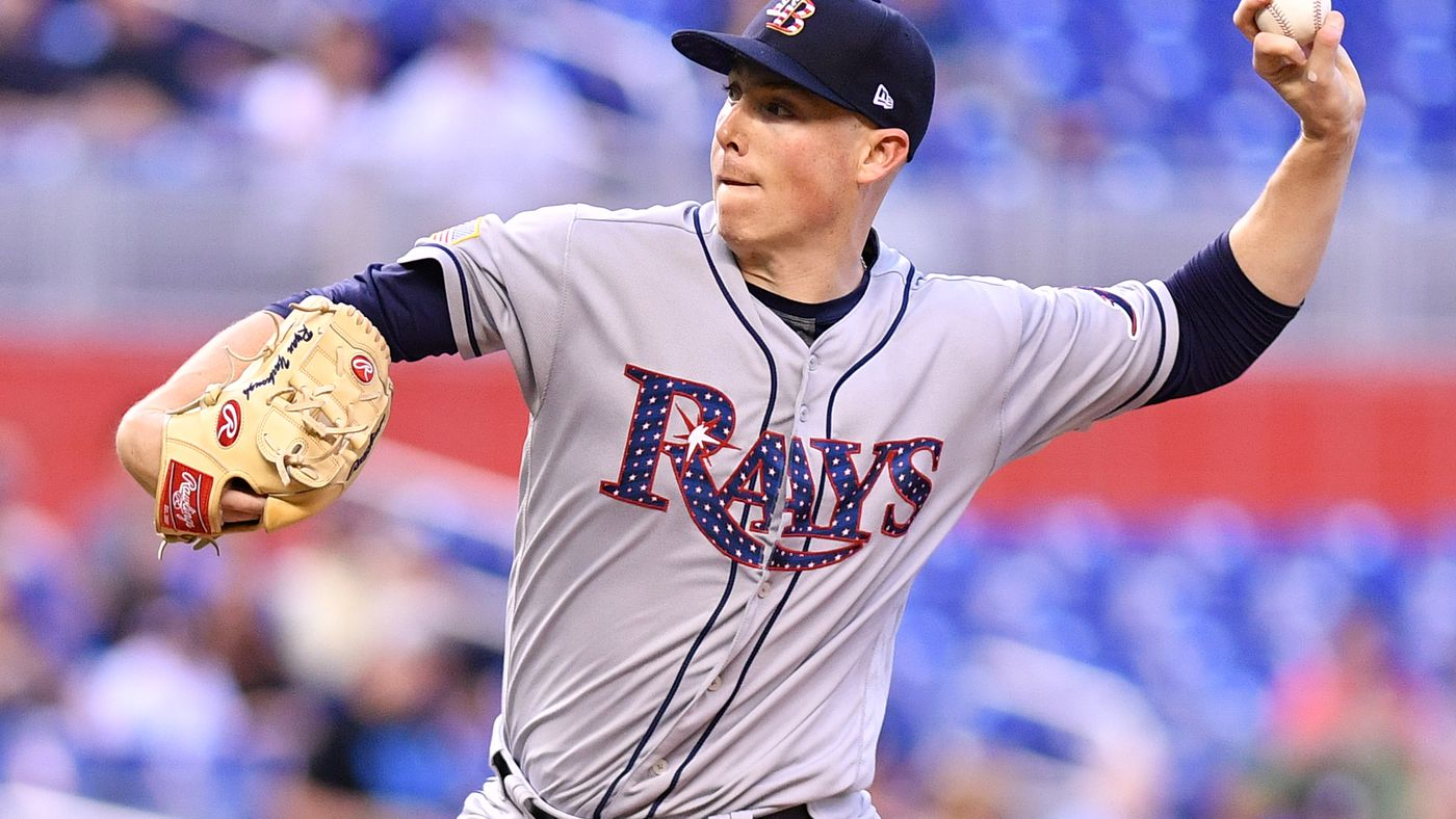 Tampa Bay Rays pitcher first half grades - DRaysBay 886079483