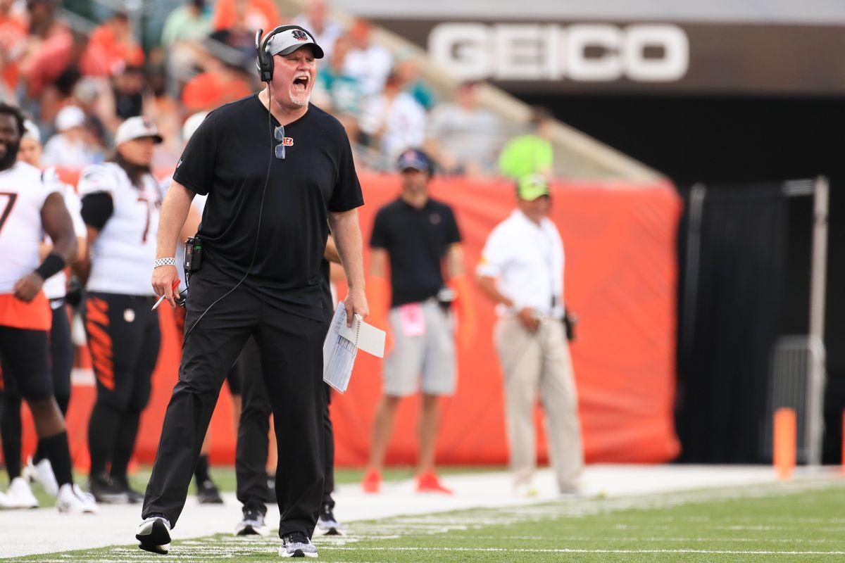 NFL: AUG 29 Preseason - Dolphins at Bengals