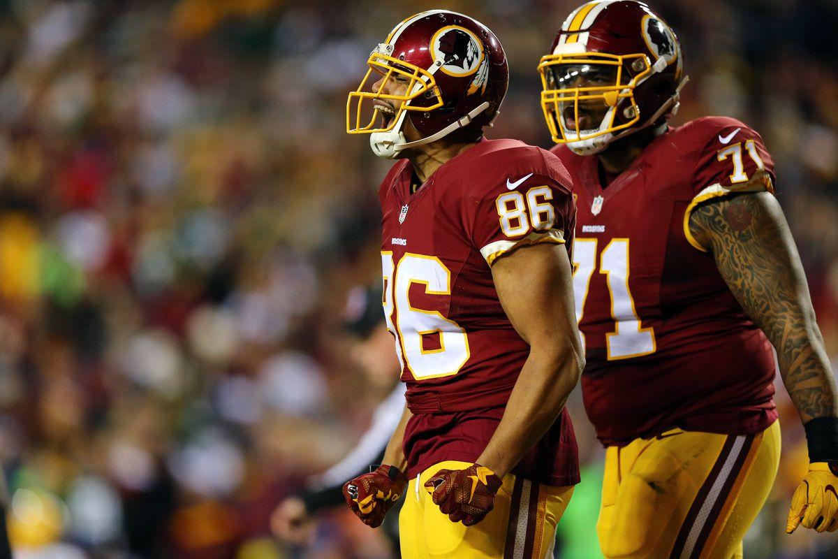 Redskins Injury Updates Trent Williams and Jordan Reed
