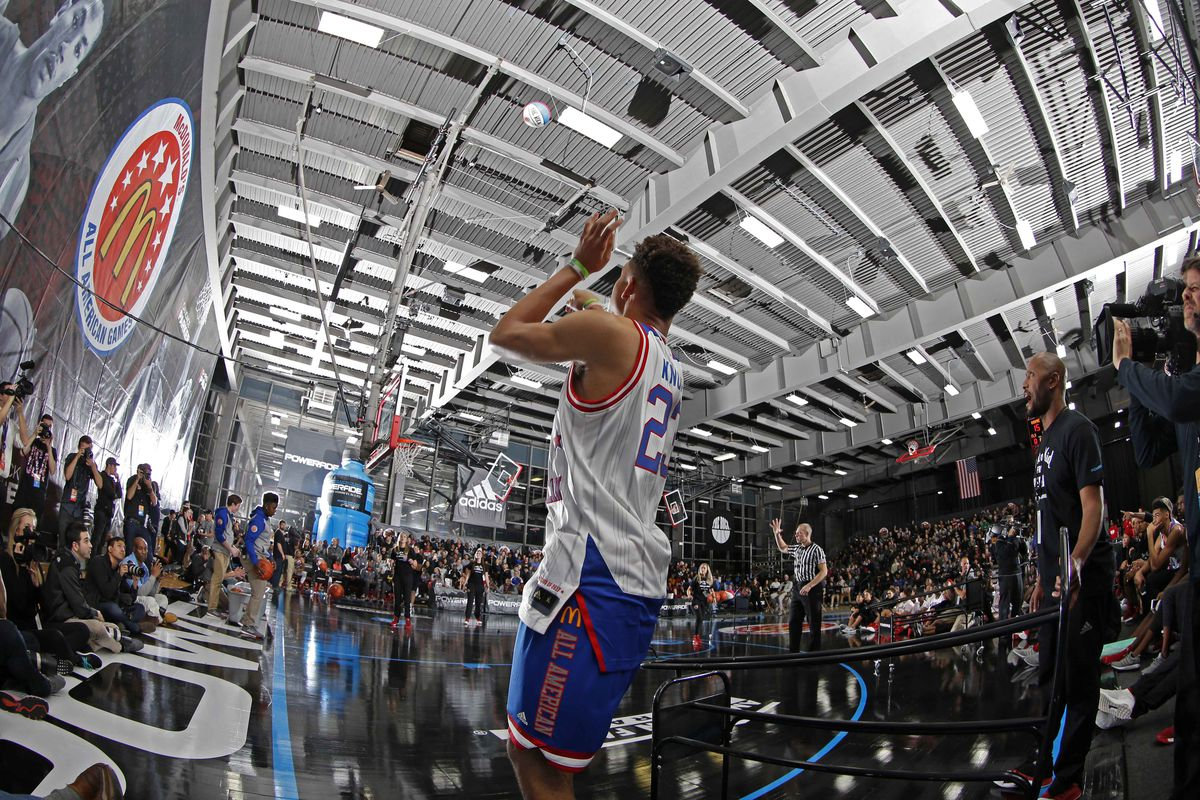 High School Basketball: McDonald's All-American Powerade Jamfest