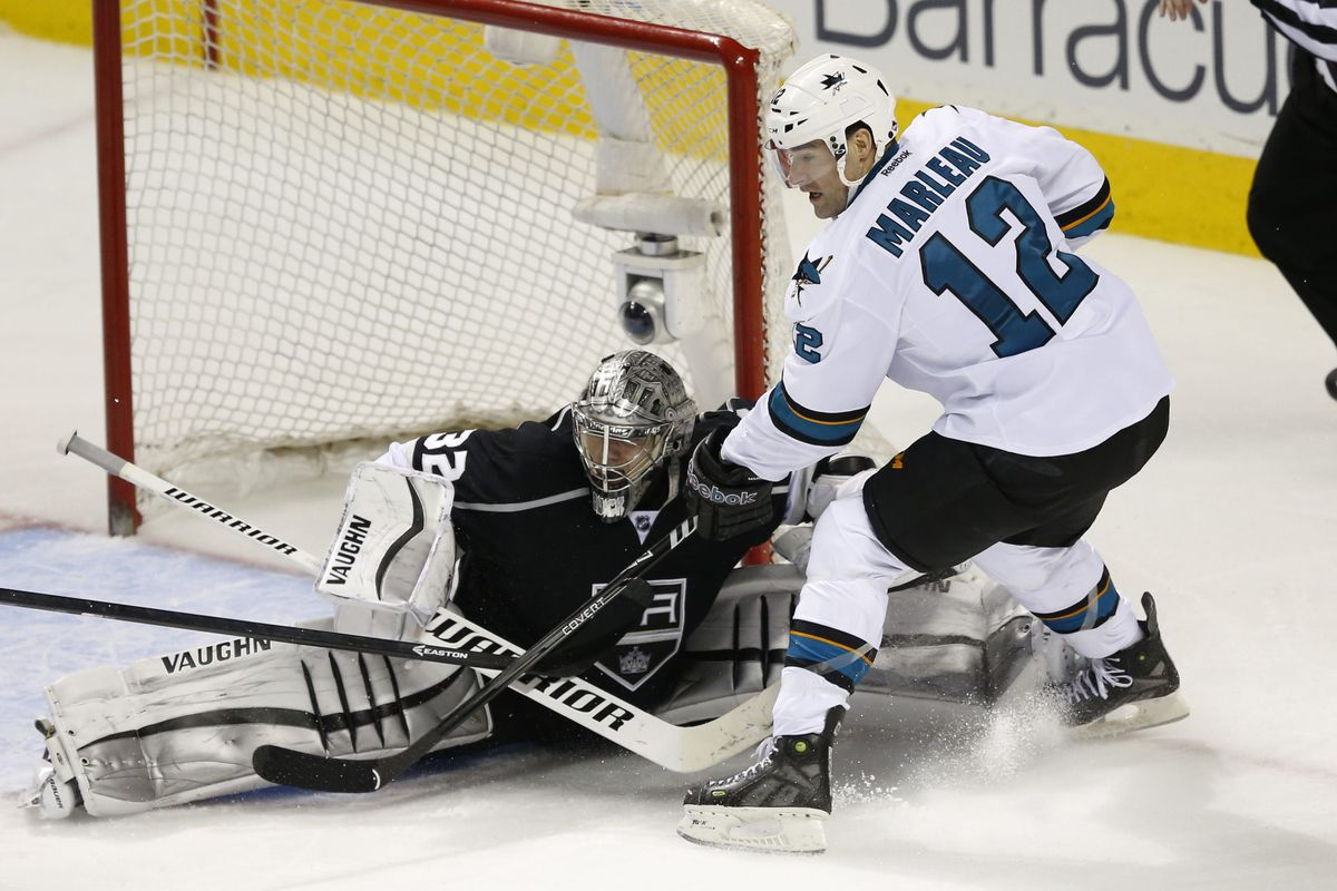 Jonathan Quick will stop what you're doing to watch this show