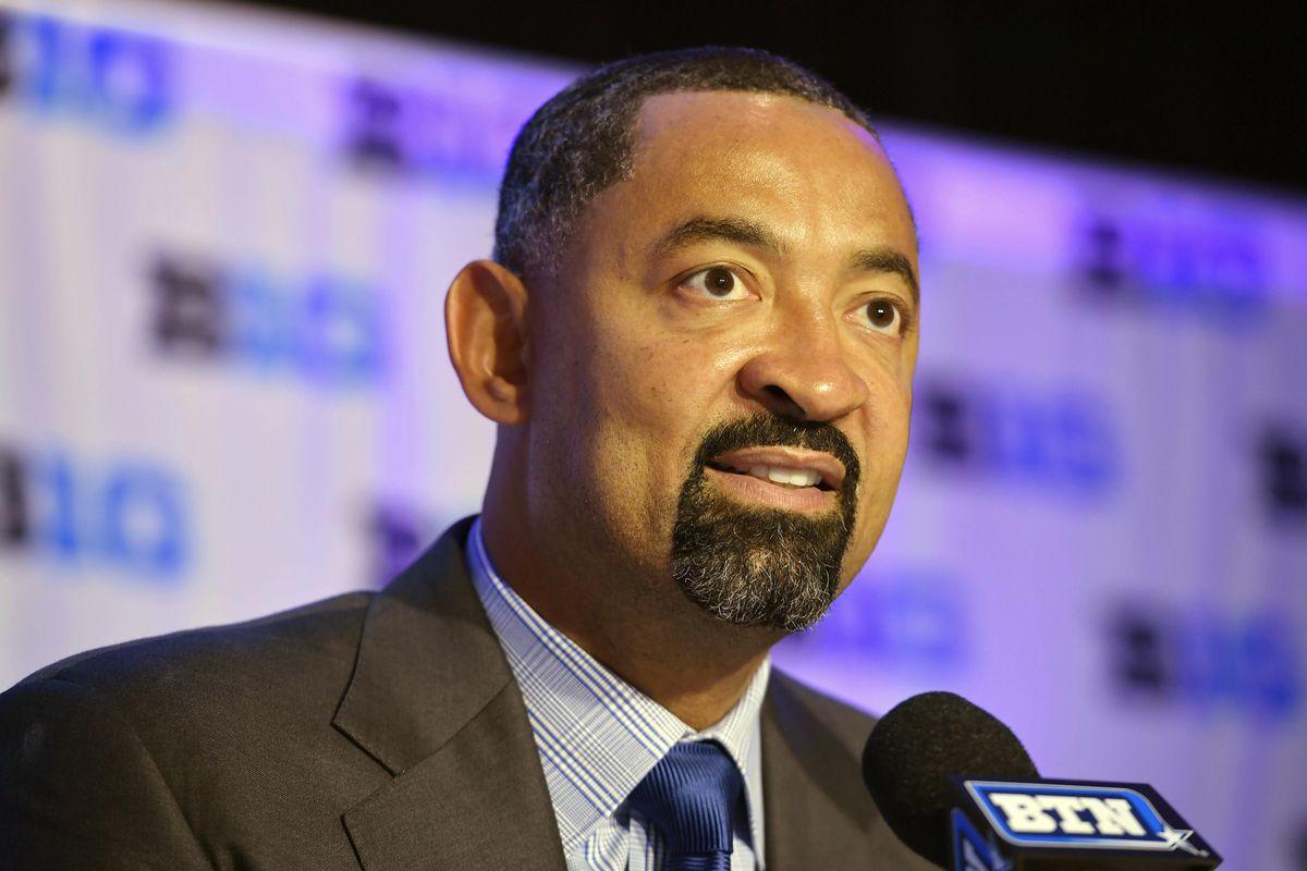 NCAA Basketball: Big Ten Media Day