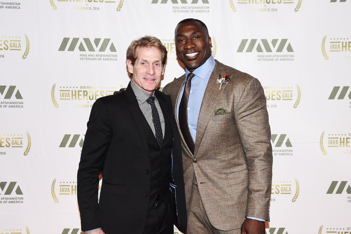 Shannon Sharpe picks the Ravens to reach Super Bowl 52 on UNIDSPUTED ... b80ae1d64