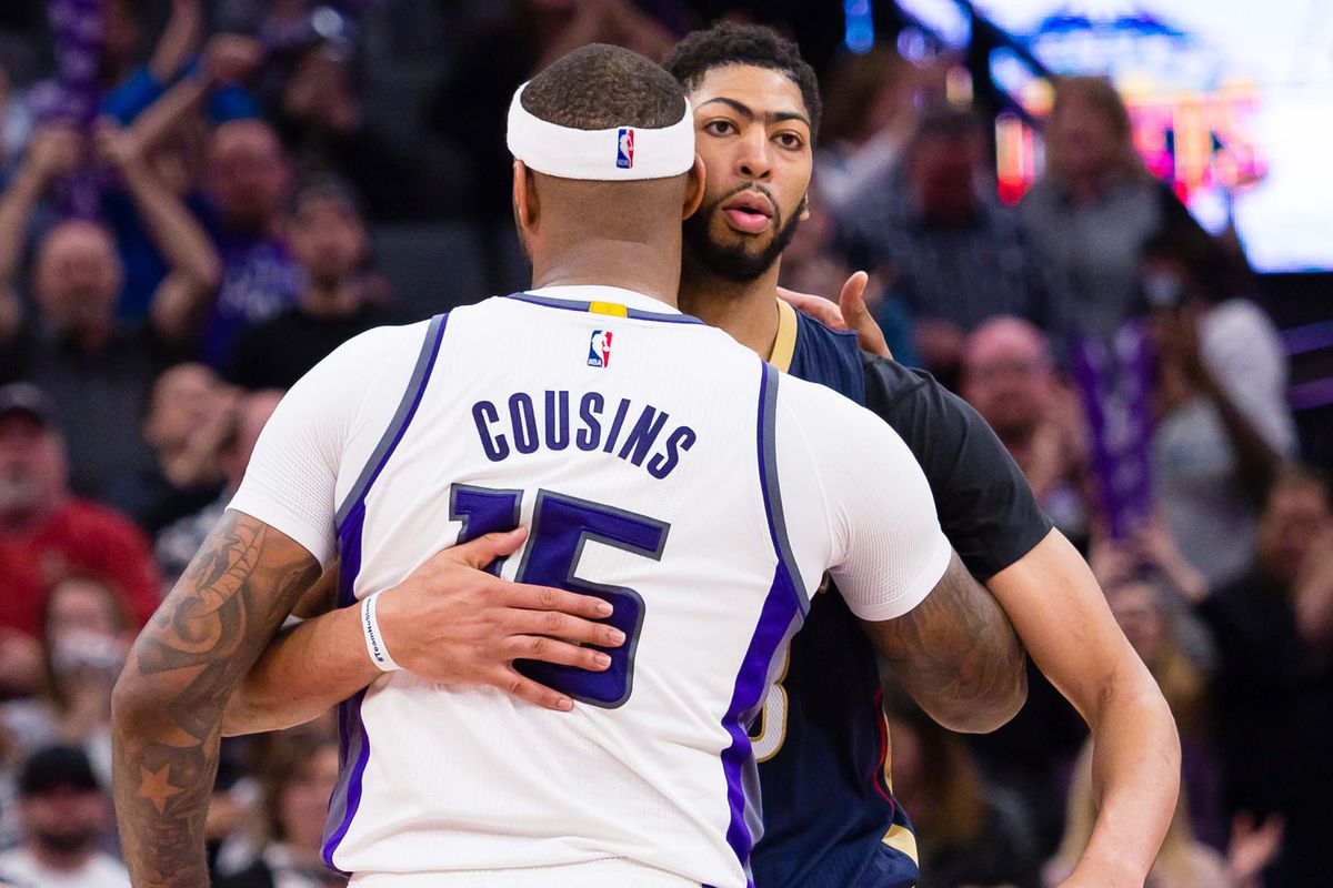 online retailer 8f18d 040c6 DeMarcus Cousins to the Pelicans is the new big NBA trade ...