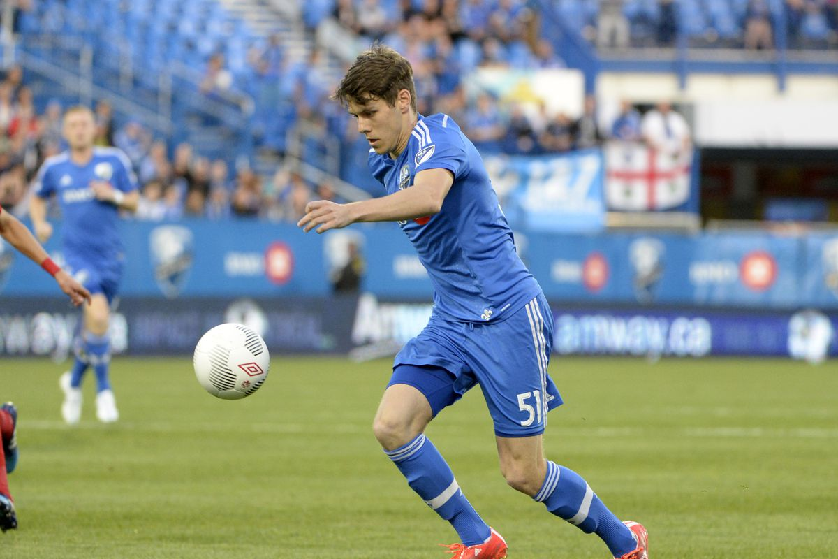 MLS: Canadian Championship-Toronto FC at Montreal Impact