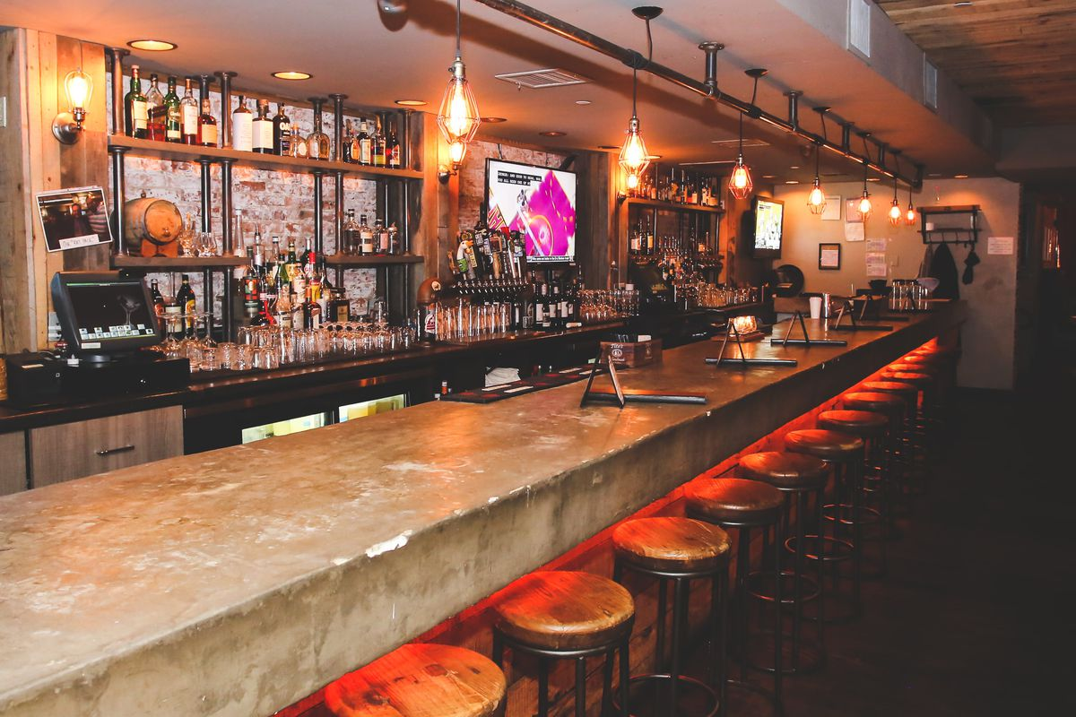 Happy Hour Haven Driftwood Kitchen Has Closed - Eater DC