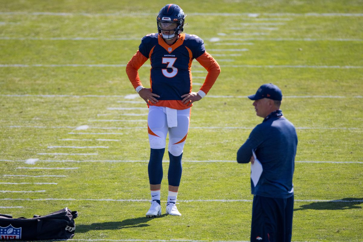 Denver Broncos Training Camp
