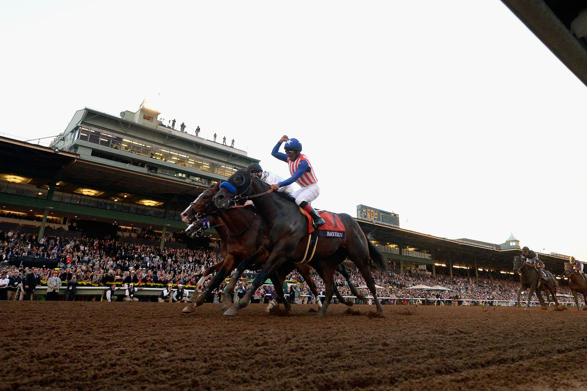 Breeders Cup 2014 Results Bayern Claims Classic Win