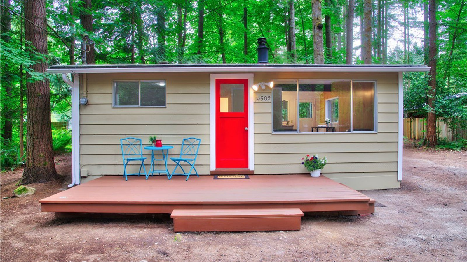 tiny convenient and cute in north bend curbed seattle