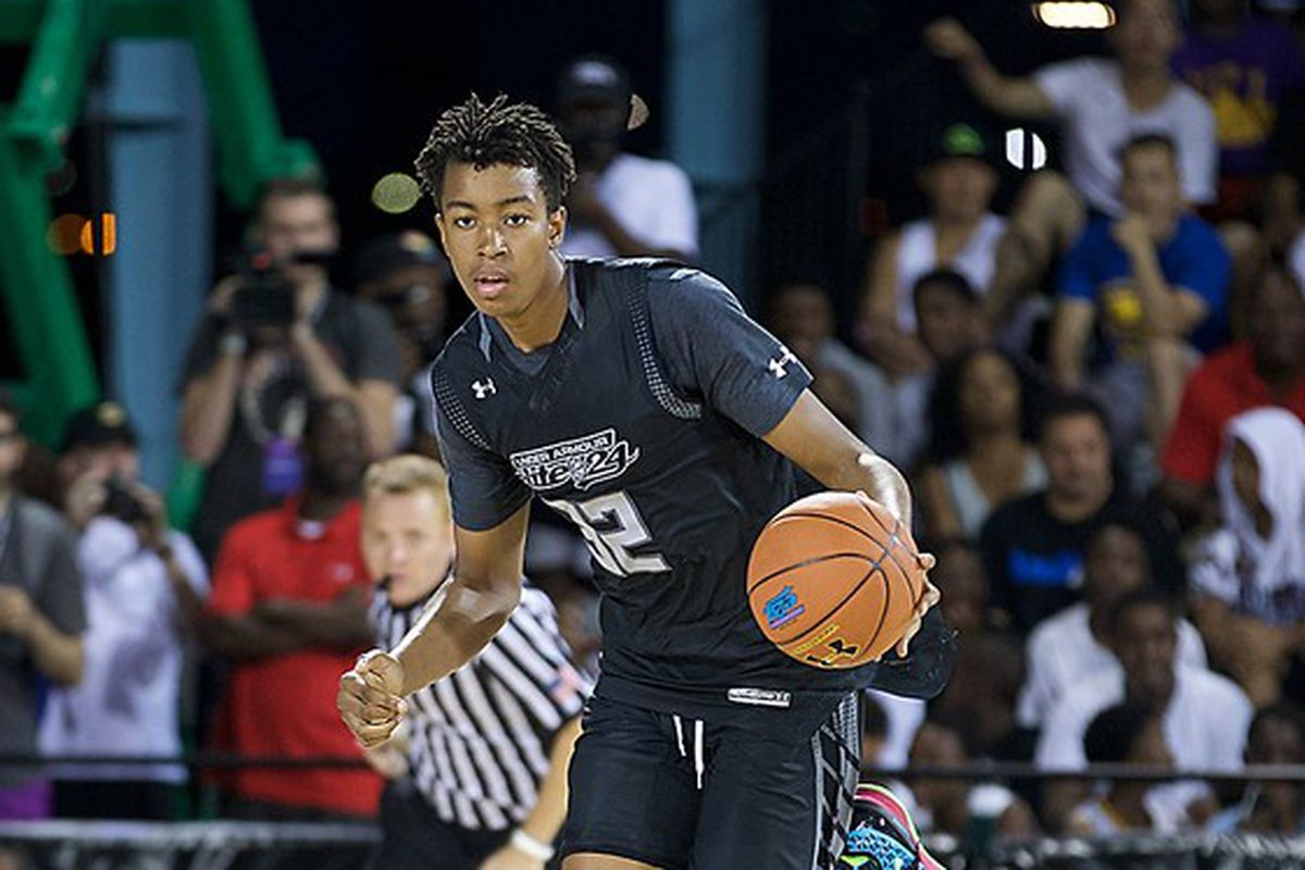Uk Basketball: Kentucky Basketball Recruiting: UK Watches Moses Brown And
