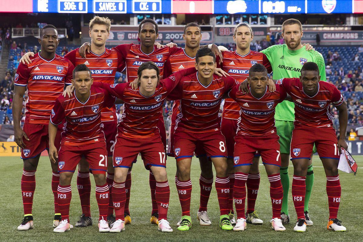 MLS: FC Dallas at New England Revolution