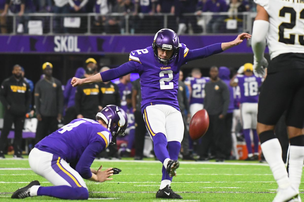 Vikings QB Case Keenum 'is the guy' for Minnesota