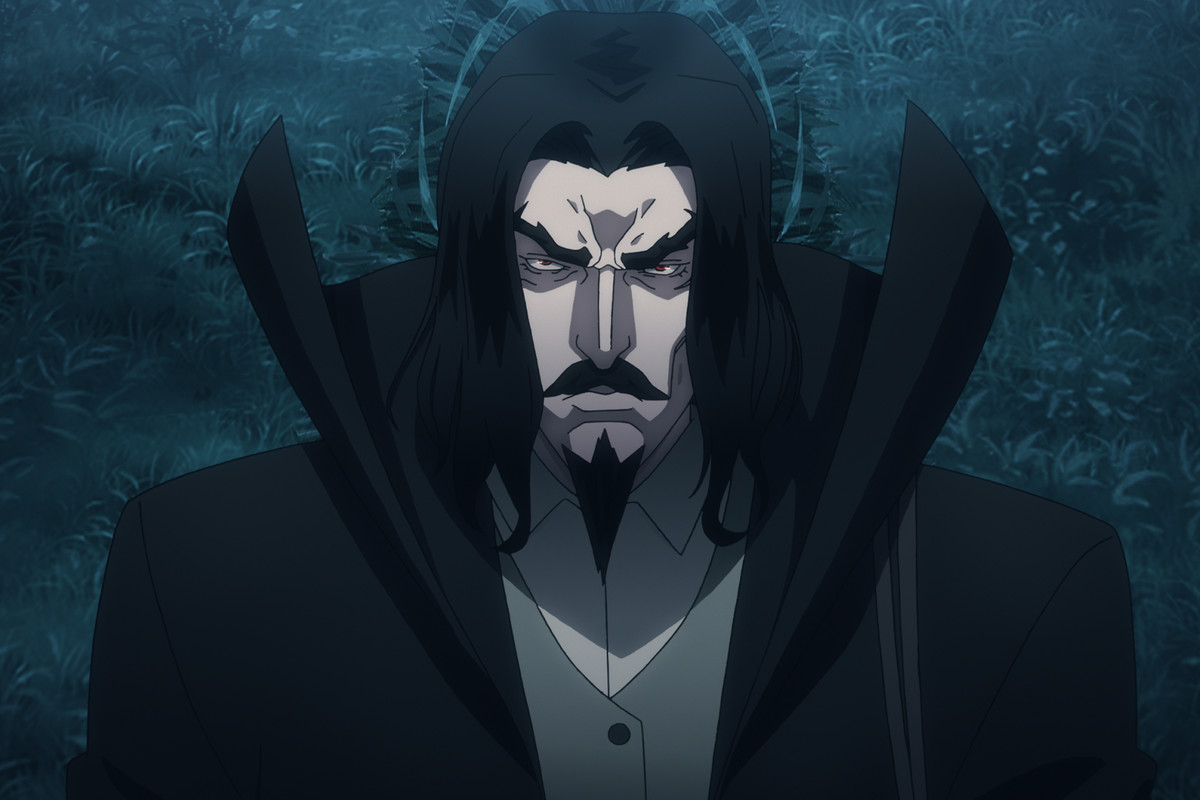 Netflix's Castlevania isn't a perfect video game adaptation, but it's on  the right track - The Verge