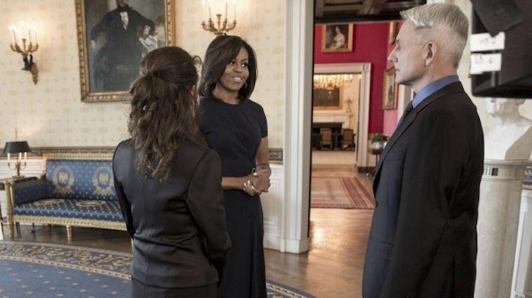 Michelle Obama NCIS