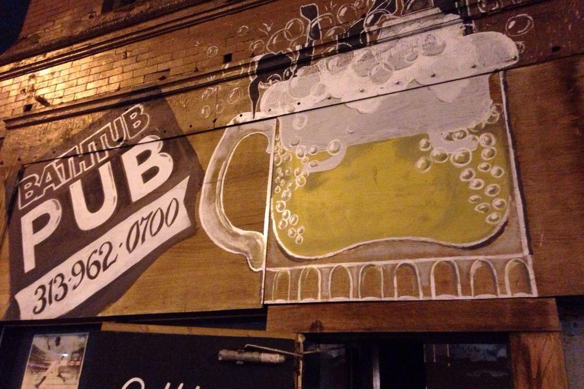 Bathtub Pub in Downtown Detroit Loses Liquor License - Eater Detroit