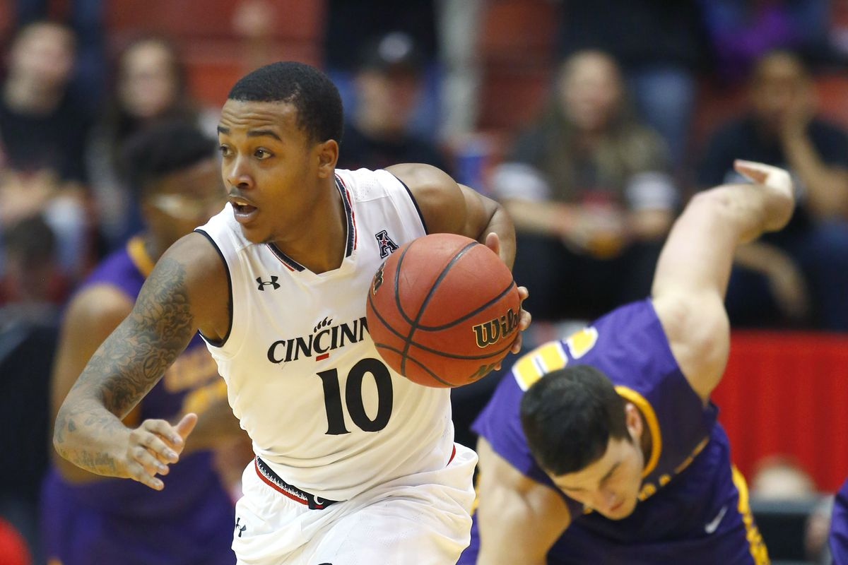 7c9169a50a2 Game Preview: No. 21 Rhode Island Rams vs. No. 24 Cincinnati Bearcats