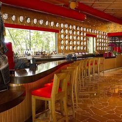 The bar at Mizumi.