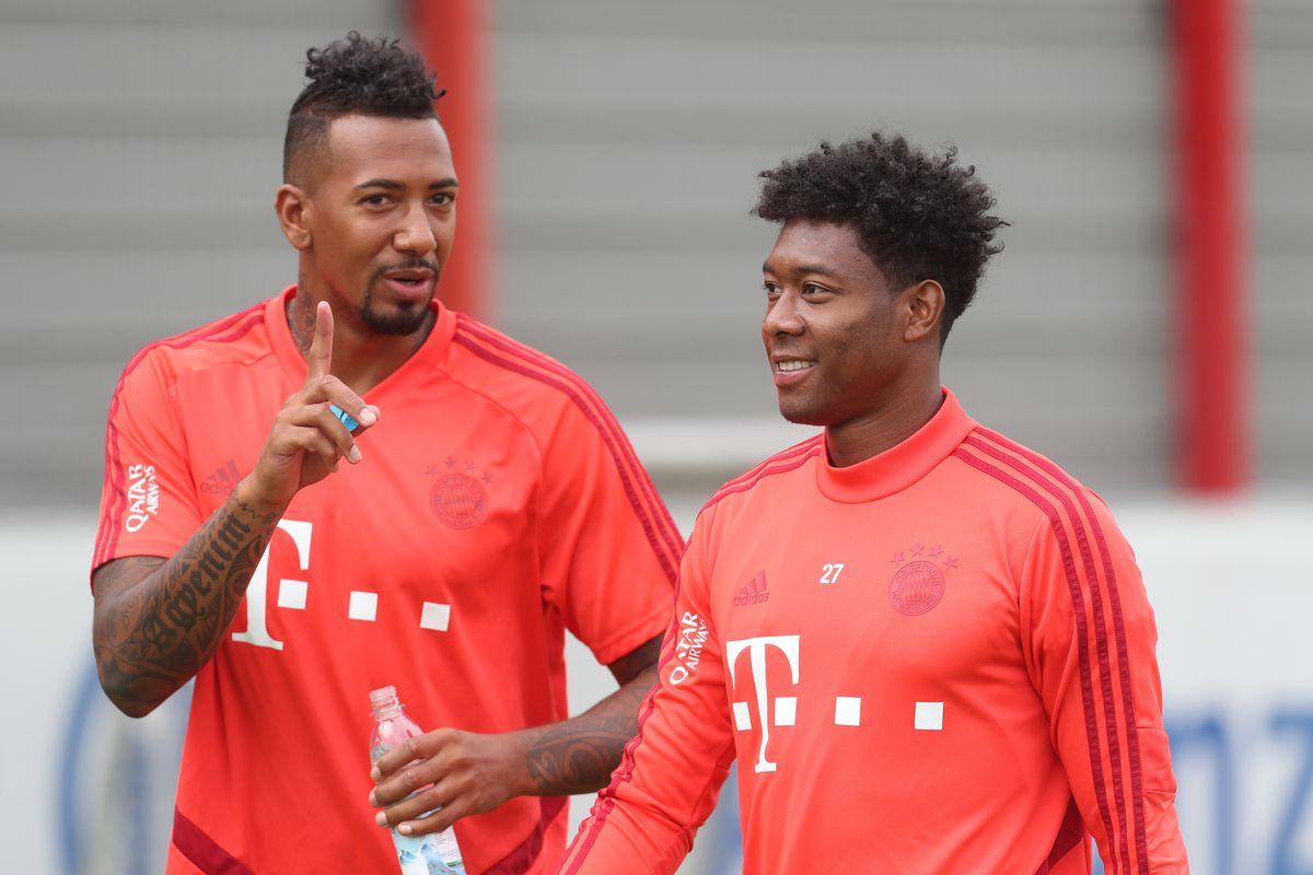 Injury update: Bayern Munich's David Alaba and Jerome Boateng are ...