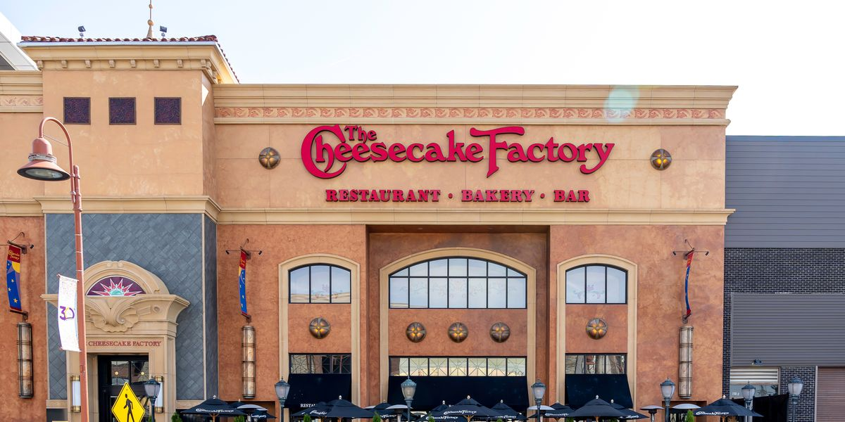 Cheesecake Factory tells landlords it won't be able to pay rents on April 1