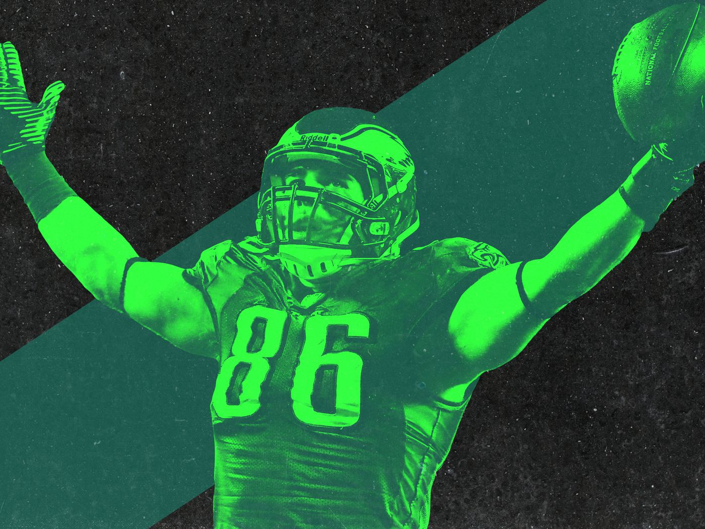 Zach Ertz Is the Perfect Playmaker for the Modern NFL - The Ringer 22bd94266