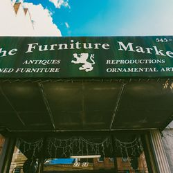 """<b>↑</b>For the flea market experience condensed into one store, head to <b><a href="""" https://www.facebook.com/pages/The-Furniture-Market-Astoria-NY/107332315972836"""">The Furniture Market</a></b> (22-08 Astoria Boulevard). The shop is packed with both beau"""