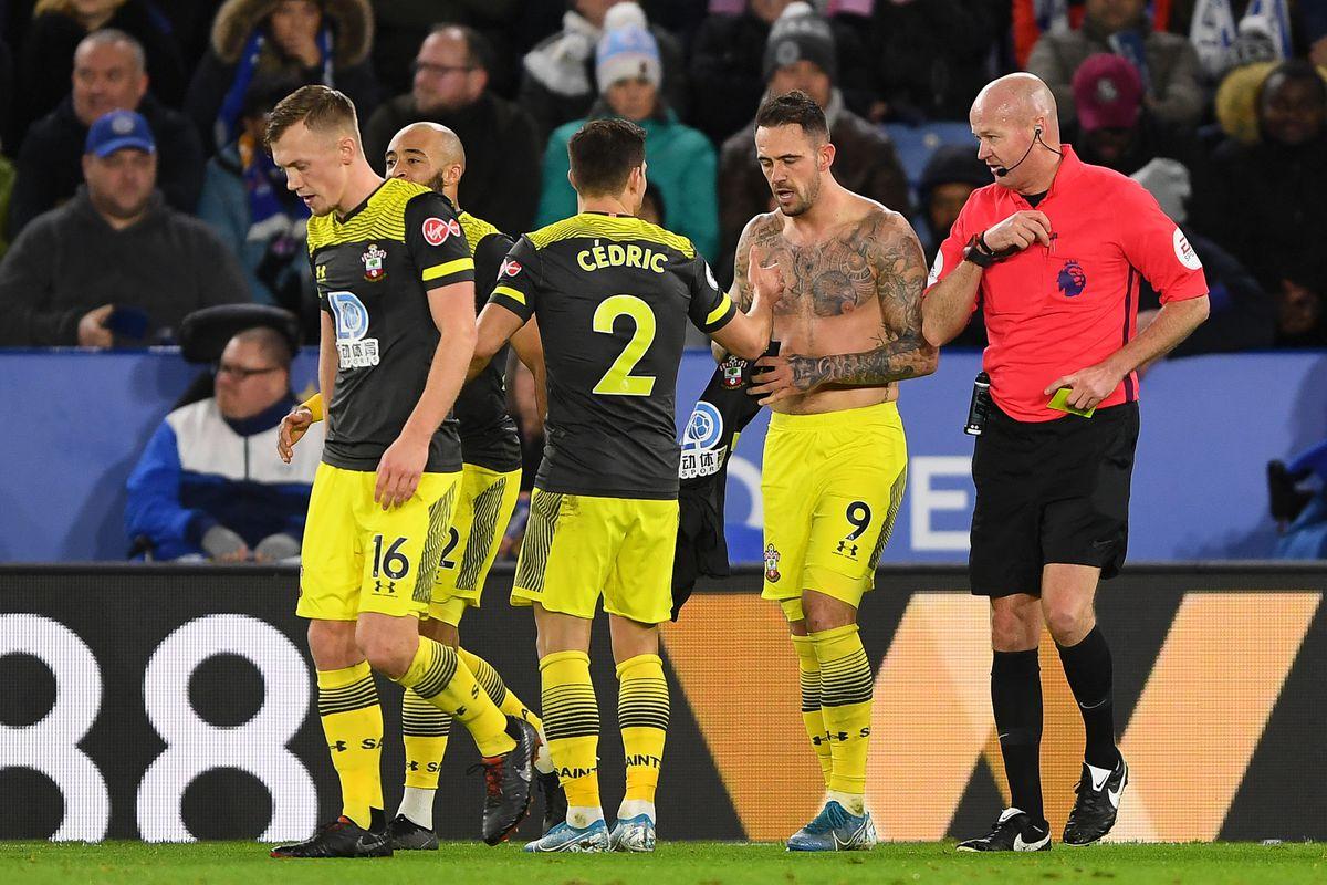 Danny Ings, Southampton, Saints, Leicester City, Covid-19, coronavirus, Premier League