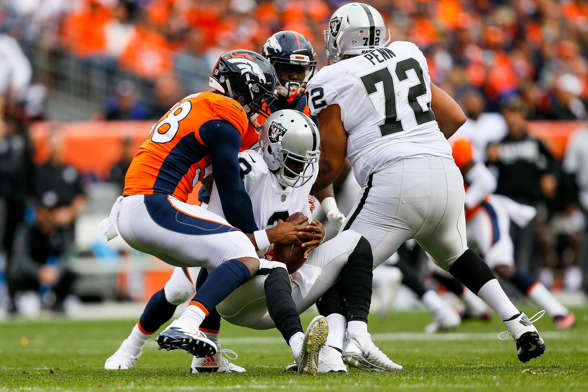 Scouting the Broncos ahead of Raiders week two match-up in Denver ... 1e3a27c8a