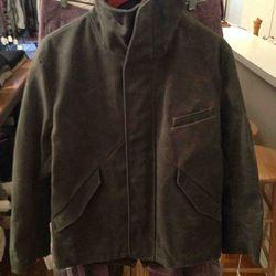 $100 Waxwear Jacket