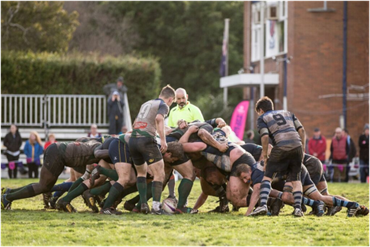 Action in the 2014 Bingham Cup