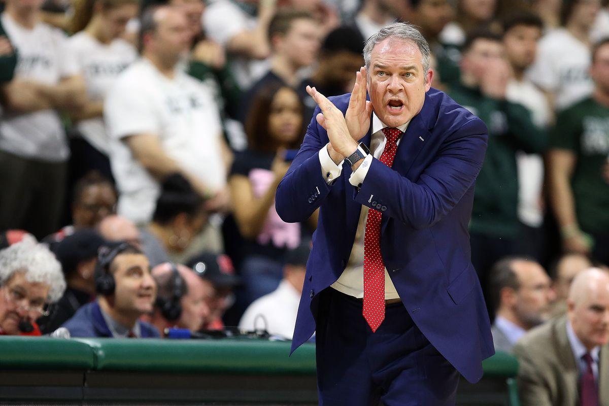 NCAA Basketball: Rutgers at Michigan State