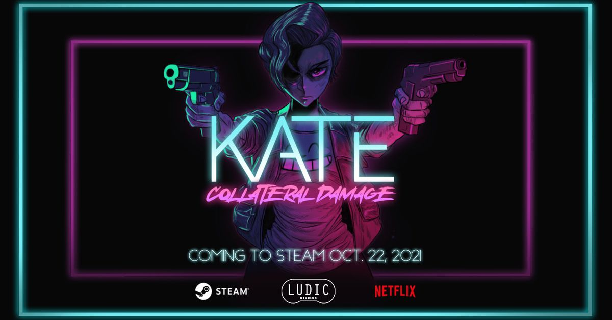 Kate: Collateral Damage is a roguelike tie-in to Netflix's action movie