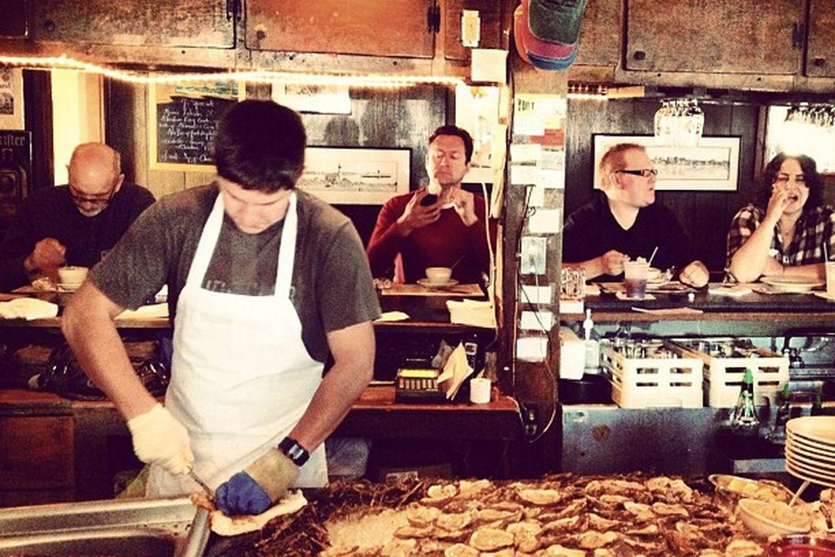 J's Oyster Bar