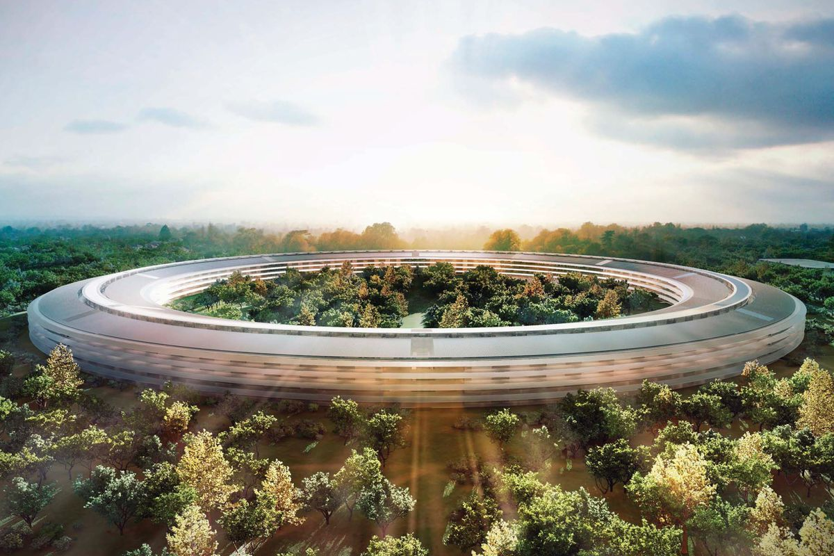 Cost for Apple to Build Its Own Auditorium? $161 Million. Value of Secrecy? Priceless.