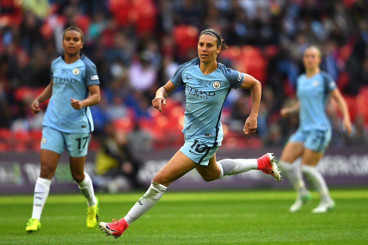 Birmingham City Ladies v Manchester City Women - SSE Women's FA Cup Final